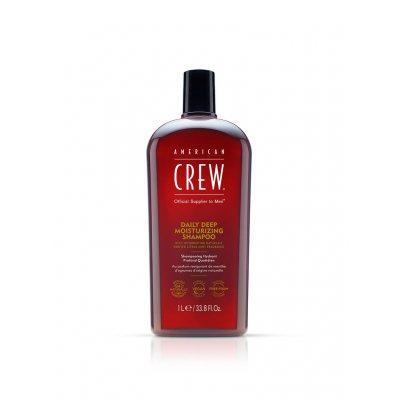 American Crew Daily Deep Moisturizing Shampoo 1000ml