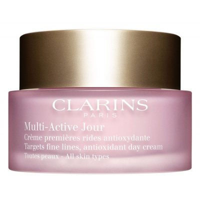 Clarins Multi-Active Day Cream All Skin Types 50ml