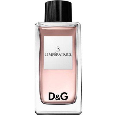 Dolce & Gabbana 3 L'Impératrice edt 100ml