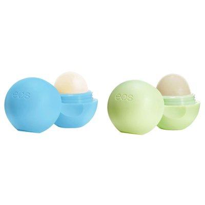 eos 2-pack Lip Balm Bluberry Acai & Honeysuckle Honeydew 7g