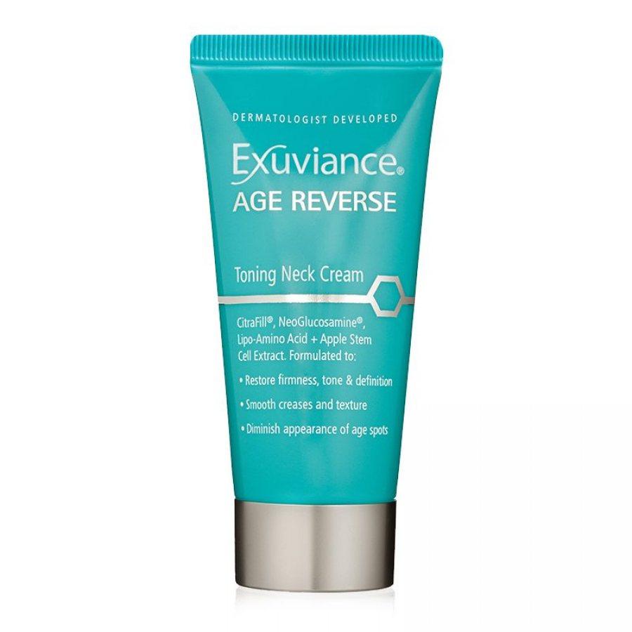 Exuviance Age Reverse Toning Neck Cream 75g
