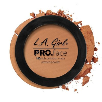 L.A. Girl Pro Face Matte Pressed Powder Toffee