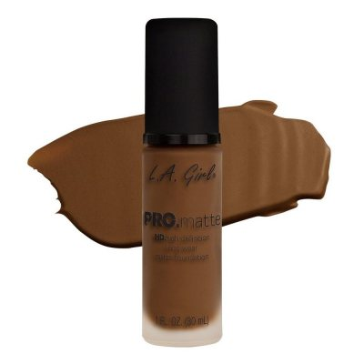 L.A. Girl Pro Matte Foundation Cappuccino 30ml
