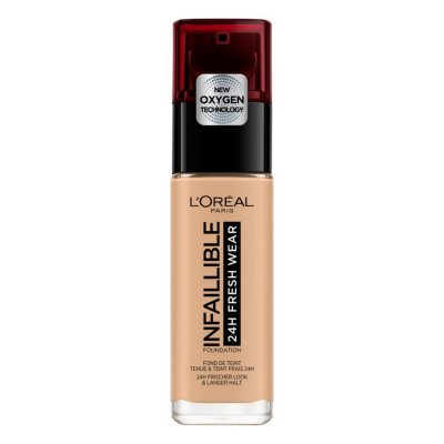 L'Oreal Infallible 24H Foundation 200 Golden Sand 30ml
