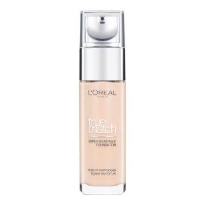 L'Oreal True Match Liquid Foundation 2C Rose Vanilla 30ml