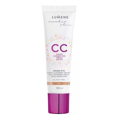 Lumene CC Color Correcting Cream Tan SPF20 30ml