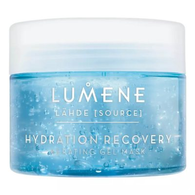Lumene Lähde Source Hydration Recovery Aerating Gel Mask 150ml