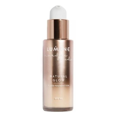 Lumene Nordic Nude Natural Glow Fluid Foundation 2 Ivory SPF20 30ml
