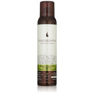 Macadamia Weightless Moisture Dry Oil Micro Mist 163ml