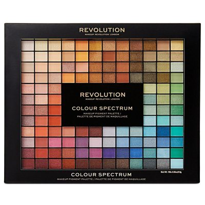 Makeup Revolution 196 Colour Spectrum Palette
