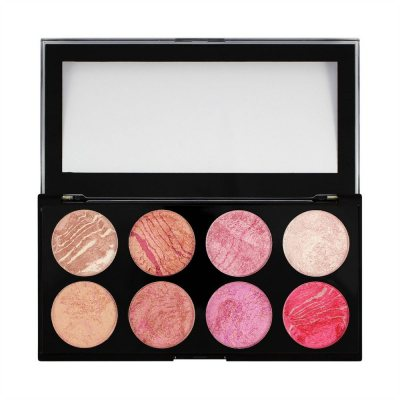 Makeup Revolution Ultra Blush Palette Blush Queen