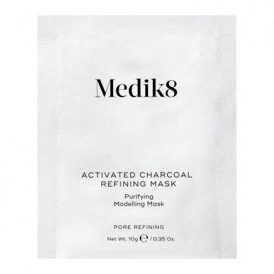Medik8 Activated Charcoal Refining Mask 5x10g Demo (Dented Package)