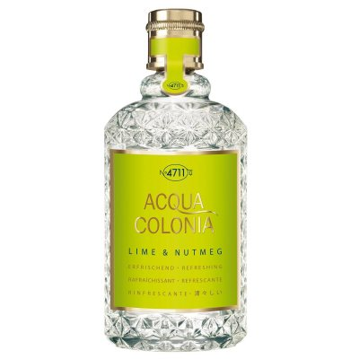 4711 Acqua Colonia Lime & Nutmeg edc 50ml