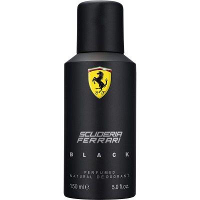 Ferrari Scuderia Black Deo Spray 150ml