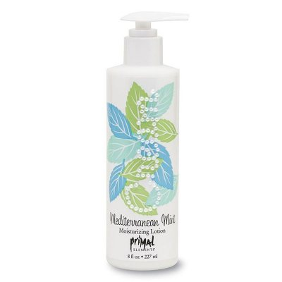 Primal Elements Mediterranean Mint Moisturizing Lotion 227ml