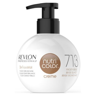 Revlon Nutri Color Creme 713 Frosty Beige 270ml