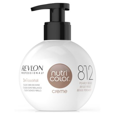 Revlon Nutri Color Creme 812 Pearly Beige 270ml