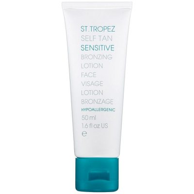 ST. Tropez Self Tan Sensitive Bronzing Lotion Face 50ml